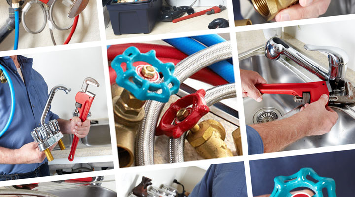 variety of residential and commercial plumbing services